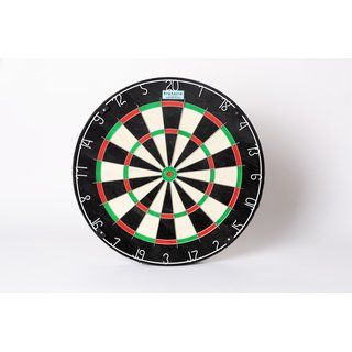 Sisal Bristle Dartboard Set with Doming nF